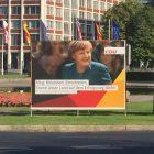 Merkel wählen? Ja. Aber. Nein!