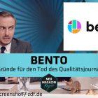 Gegenrede zu Böhmermann: Bento ist kein schlechter Journalismus. Im Gegenteil!