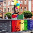 Am 8. 9. in Kahla: Eine kleine Stadt in Thüringen braucht unsere Solidarität gegen Homohass und Rechtsextremismus