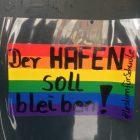 """Der """"Hafen"""" soll bleiben!"""