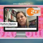 SPD-Talk zu Act Out: Lügt Sandra Kegel? ZDF widerspricht FAZ-Frau