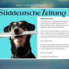 """""""SZ"""" veröffentlicht Gegendarstellung des Nollendorfblogs. Ist """"die Sache"""" damit erledigt?"""
