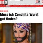 Wegen Conchita Wurst: BILD-Politikchef Anda gewinnt Homophobie-Bingo