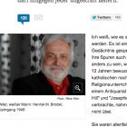"""Broder/Anda/Matussek: Wenn alte Männer """"Müssen"""" müssen"""