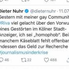 Kein Witz: Dieter Nuhr möchte die Debattenkultur retten