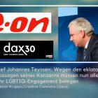 EON-Manipulationen beim Diversity-Index: Nach heftiger Kritik fordert Uhlala nun Belege aller DAX-Konzerne