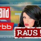 """RTL-Rauswurf der """"Hitler-Transe"""": Lügen von """"BILD"""", PR vom RBB"""