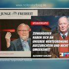 """""""Klar ausgesprochen"""": Alexander Gauland lobt Wolfgang Thierse"""